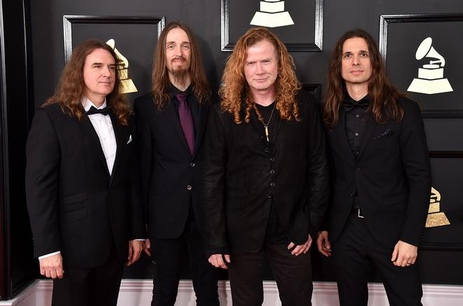 Группа «Megadeth»
