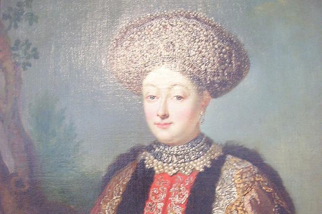 Марфа Апраксина