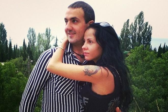 Елена Беркова и Владимир Савро