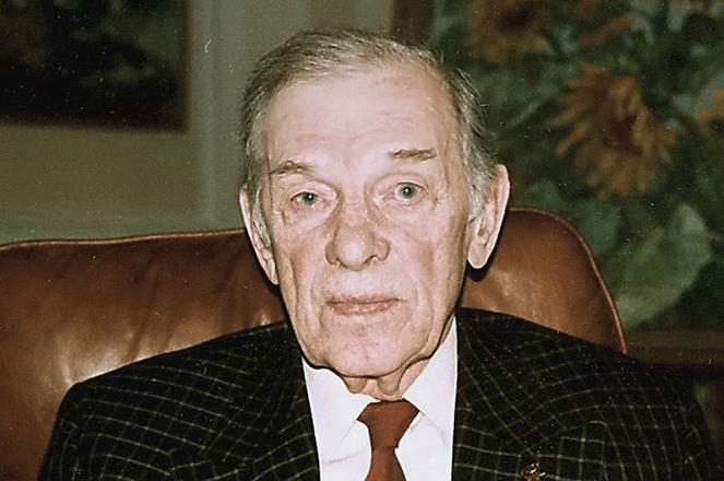 Георгий Жженов в последние годы