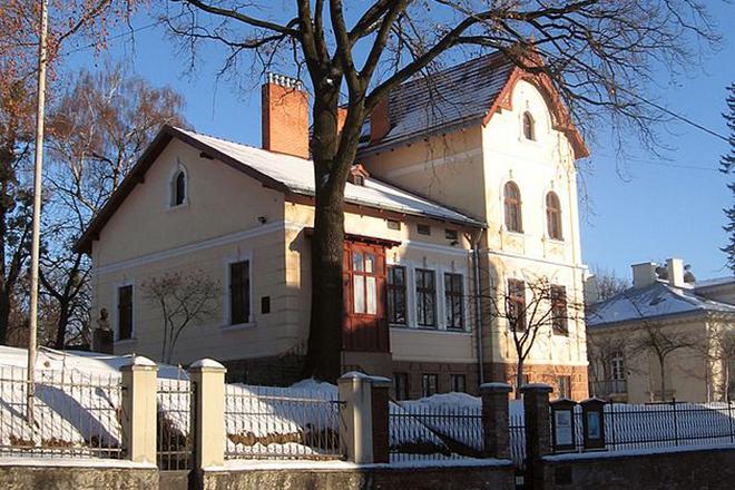 Дом Ивана Франко