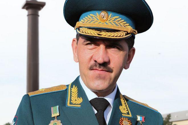 Офицер Юнус-бек Евкуров