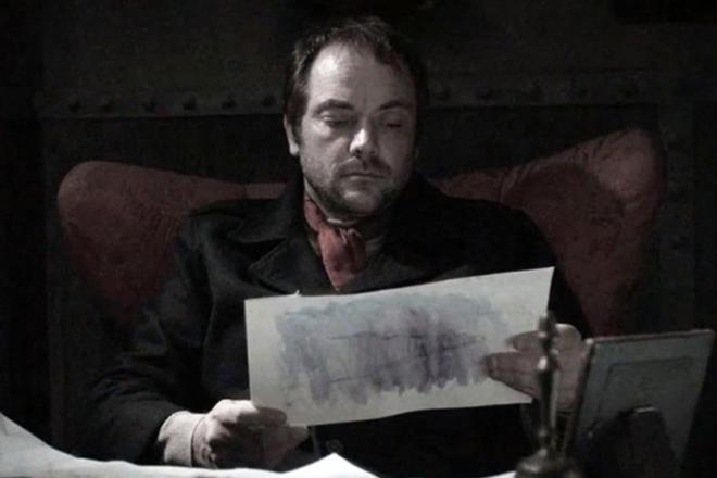 Марк Шеппард в фильме «Приключение на таинственном острове»