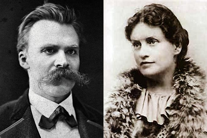 Фридрих Ницше и Лу Саломе