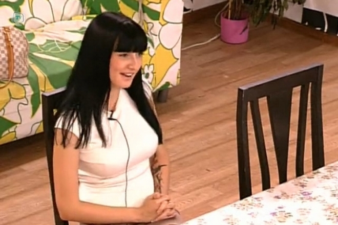 Анастасия Тарасюк в шоу «Дом 2»