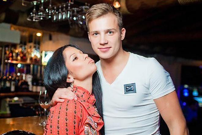 Катя Колисниченко и Олег Майами