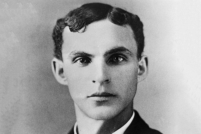Молодой Генри Форд