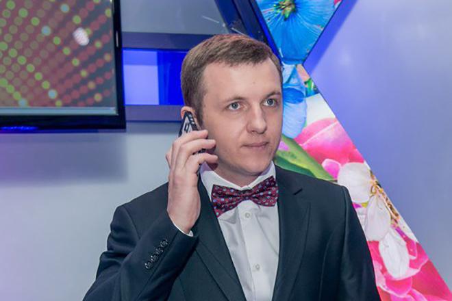 Ведущий Илья Яббаров