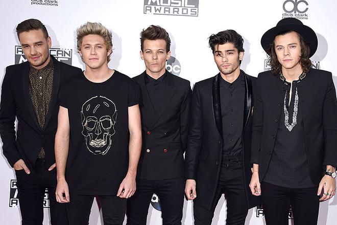 Группа «One Direction»