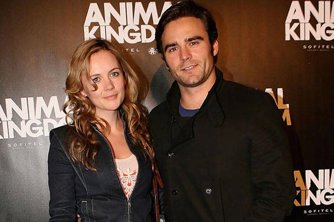 Дастин Клер и его жена Камиль Кинан