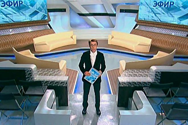Михаил Зеленский в шоу