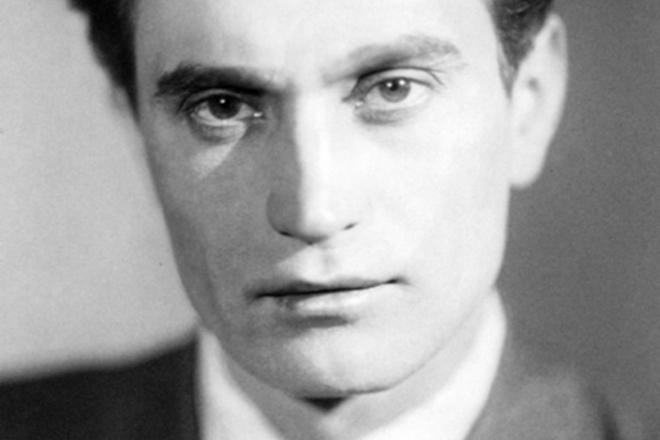 Николай Гриценко в молодости