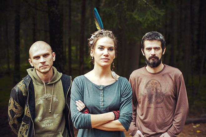Саша Соколова и группа «Аtlantida project»