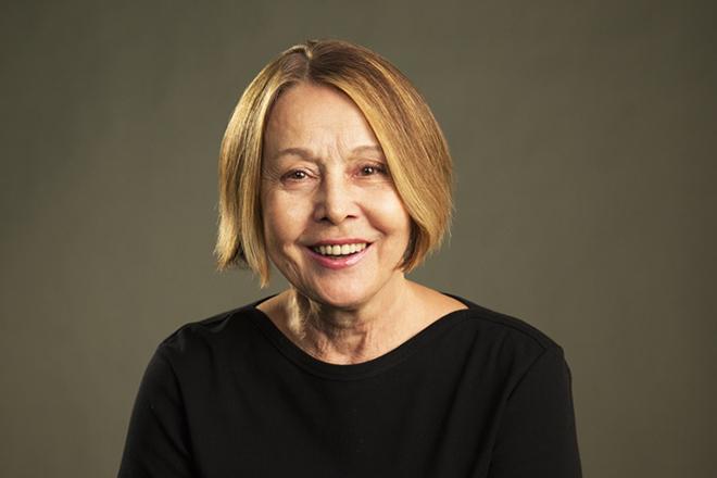 Елена Прудникова в 2017 году