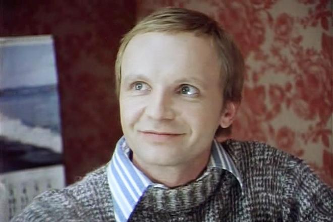 Андрей Мягков в фильме