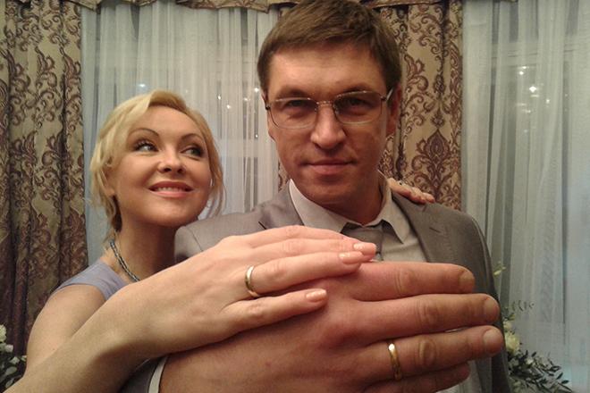 Ксения Энтелис и Дмитрий Орлов