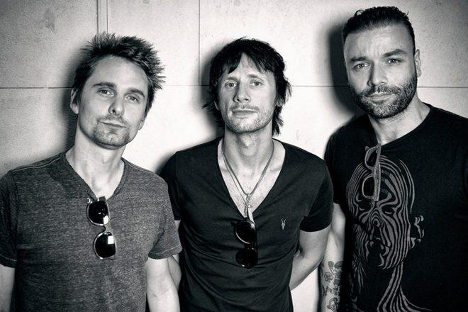 Мэттью Беллами в группе «Мьюз» («Muse»)