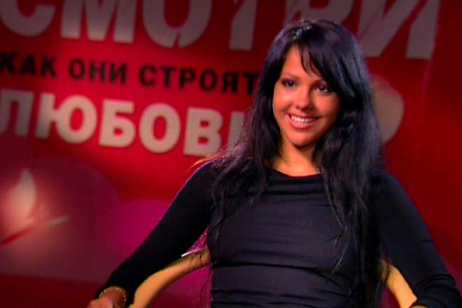 Елена Беркова в проекте