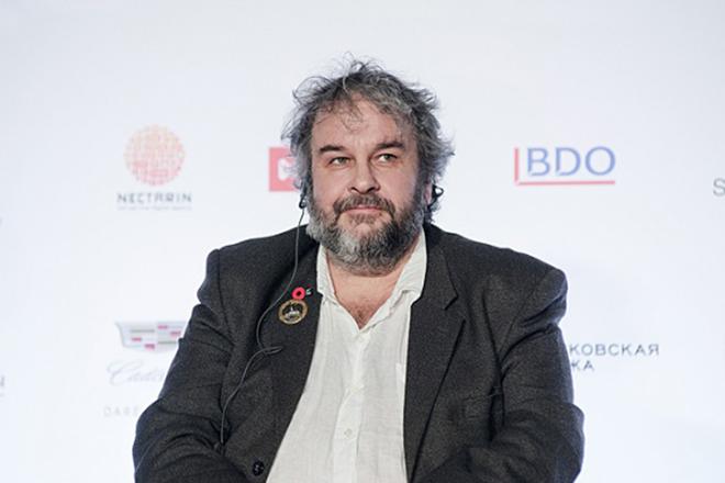Питер Джексон в 2017 году