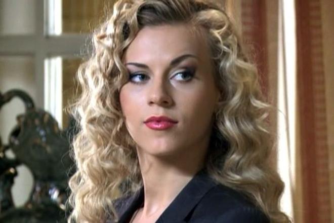 Юлия Юрченко в сериале «Катина любовь»