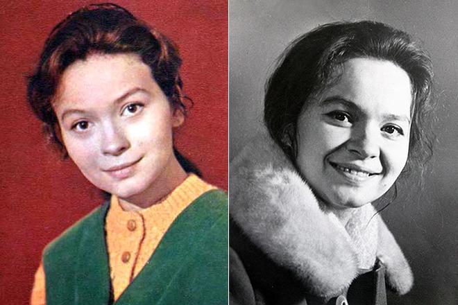 Наталья рычагова биография фото