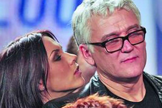 Надя Ручка и Александр Маршал