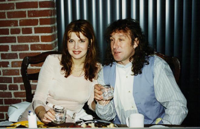 Владимир Кузьмин и Вера Сотникова