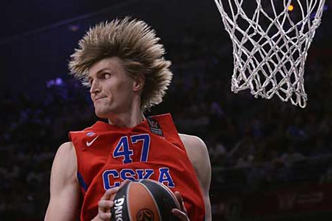 Андрей Кириленко в ЦСКА
