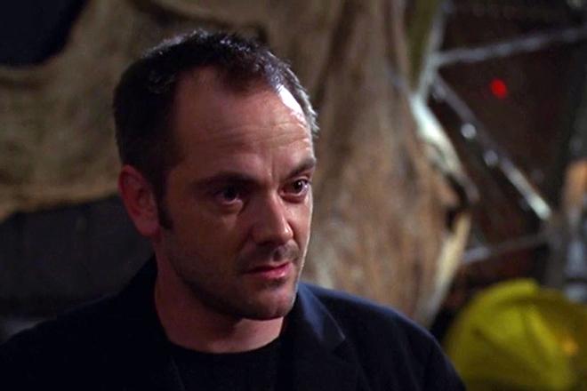 Марк Шеппард в сериале «Зачарованные»