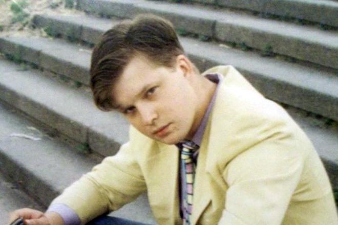 Валдис Пельш в молодости