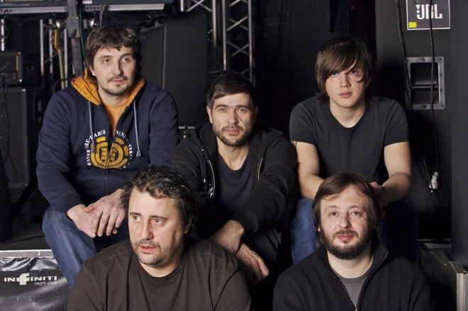Александр Васильев и группа «Сплин»