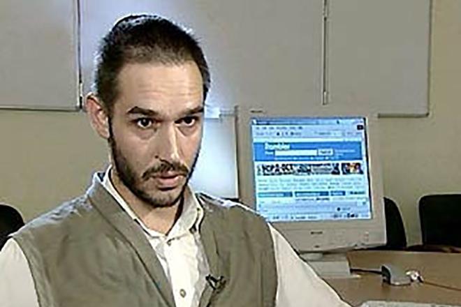 Антон Носик в Израиле