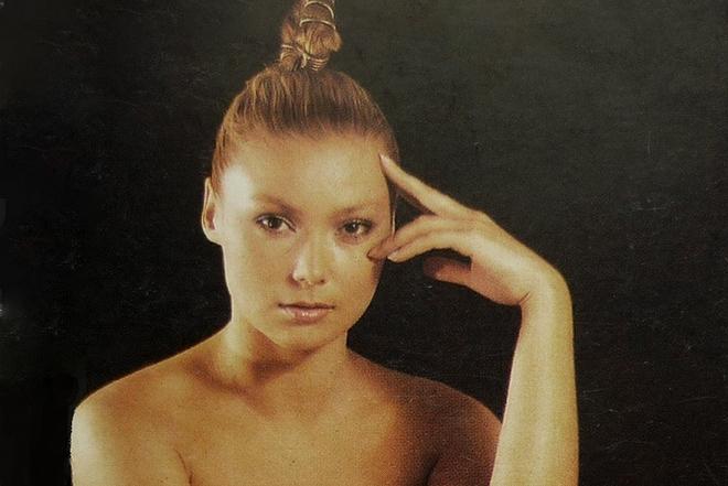 Лариса Белогурова в молодости