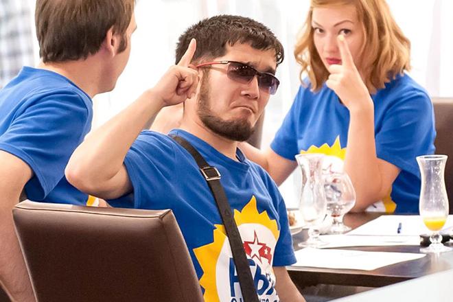 Александр Кинжинов в «Что? Где? Когда?»