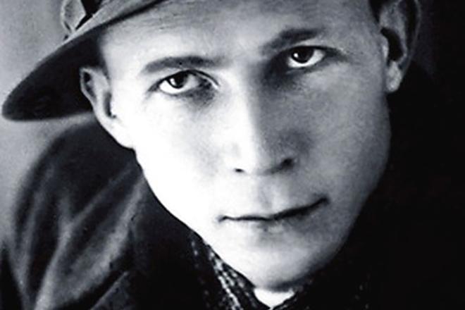 Иван Лапиков в молодости