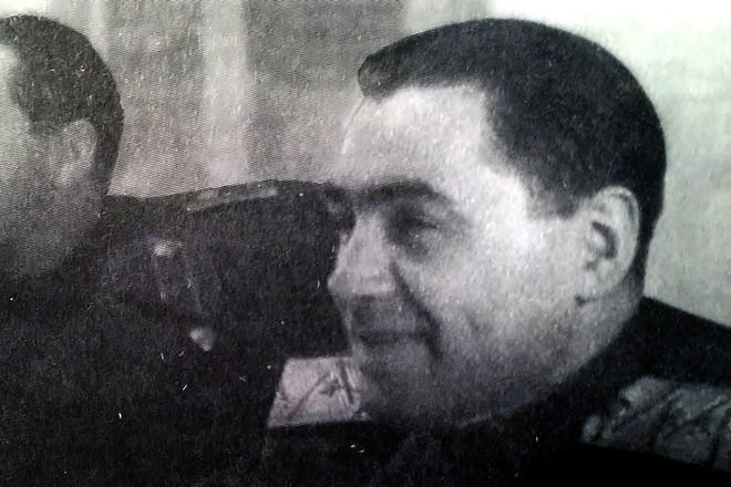 Офицер Павел Судоплатов