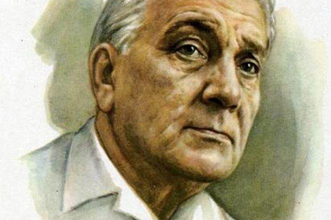 Портрет Николая Симонова