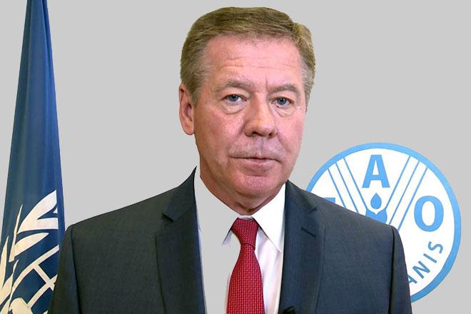 Геннадий Гатилов представитель России при ООН