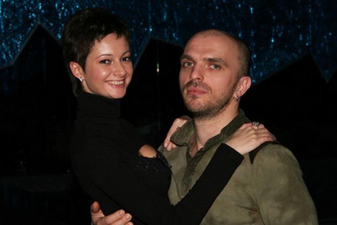 Виктория Талышинская и Александр Шоуа