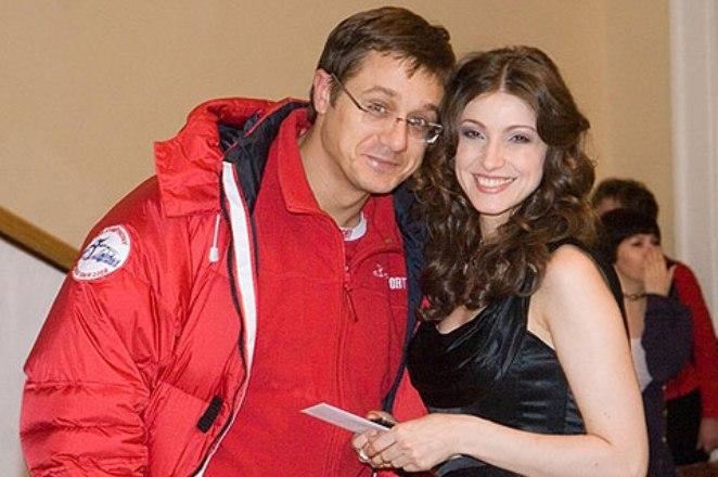 Алексей Макаров и Анастасия Макеева