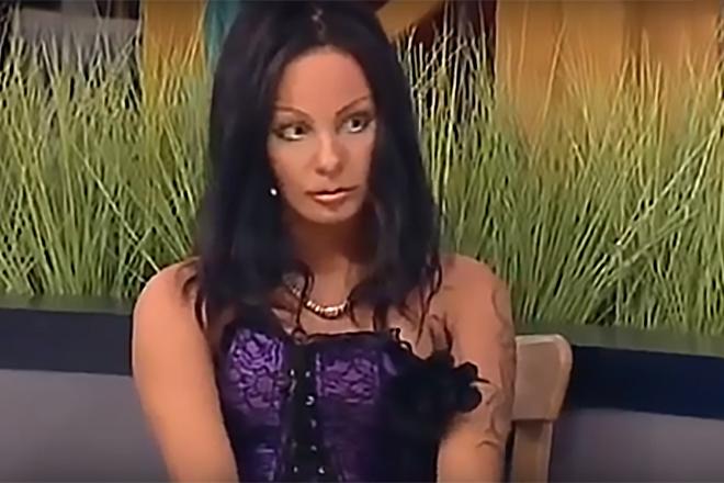 Алена Пискун в шоу «Давай поженимся»