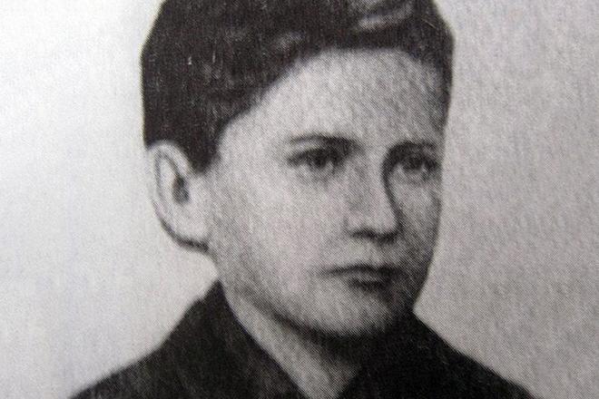 Иван Франко в детстве