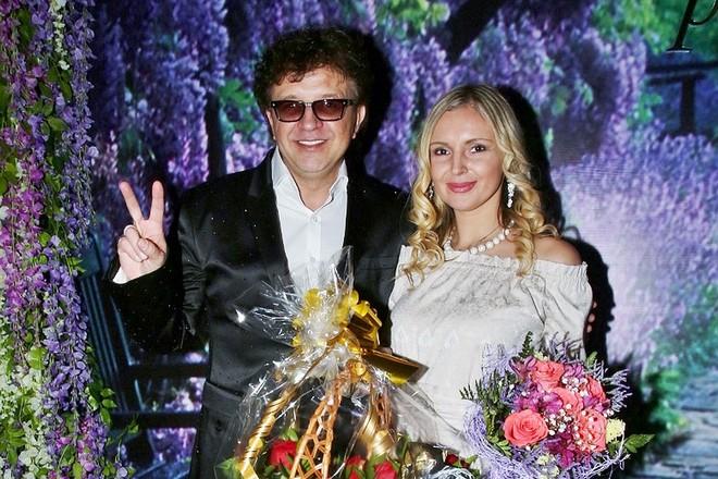 Рома Жуков и его жена Елена