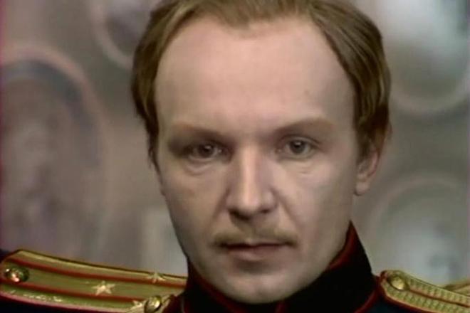 Андрей Мягков в спектакле