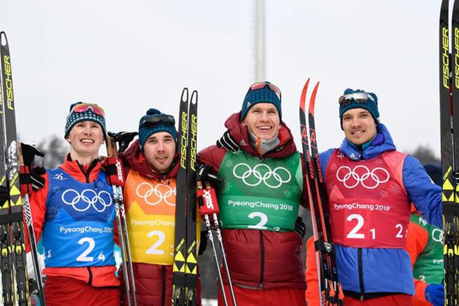 Андрей Ларьков в сборной России