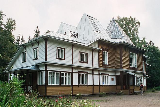 Музей-усадьба Ильи Репина «Пенаты» в Куоккале