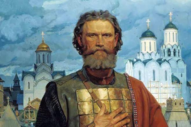 Дмитрий Донской