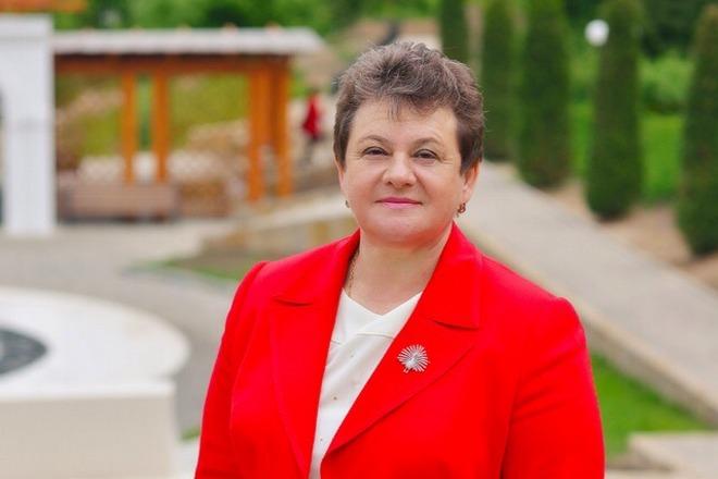 Светлана Орлова в 2018 году