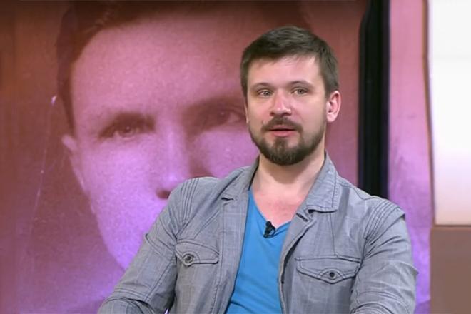 Григорий Сергеев в программе «Жди меня»