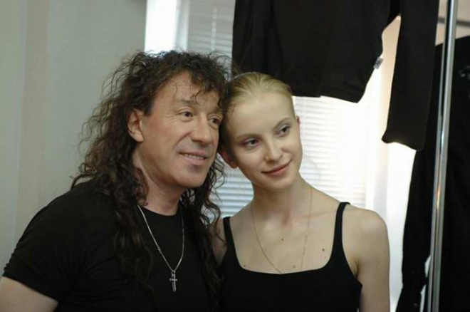 Владимир Кузьмин и Екатерина Трофимова